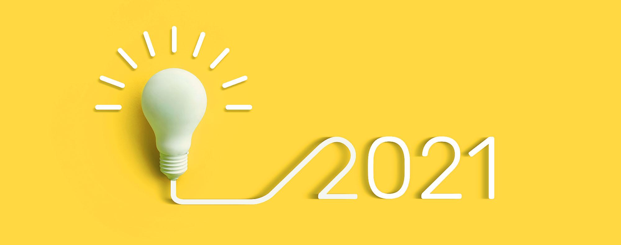 2021, TAHUN KREATIVITAS