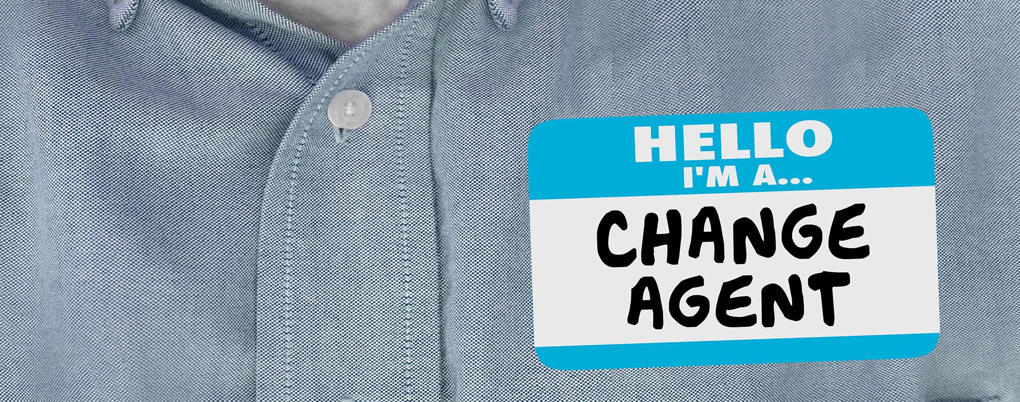 """SEMUA ORANG ADALAH """"CHANGE AGENT"""""""